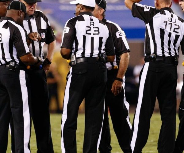 NFL Caretakers (officials)/Google Images