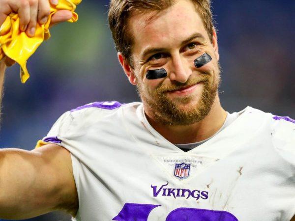 Adam Thielen/Vikings.com