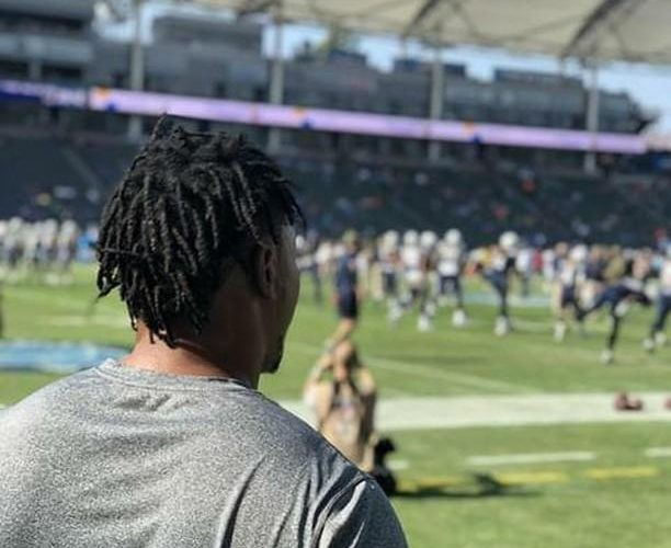 Jerimiah Spicer – Not Waiting, But Playing For The